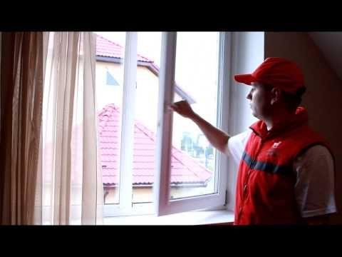 Подготовка окон из ПВХ к зиме. Уход за окнами ПВХ и регулировка.
