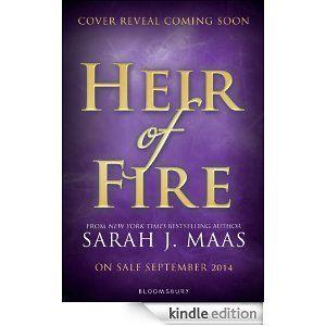 Amazon.com: Heir of Fire (Throne of Glass) eBook: Sarah J. Maas: Kindle Store