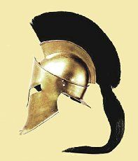 King Spartan 300 Movie Helmet (King Leonidas)