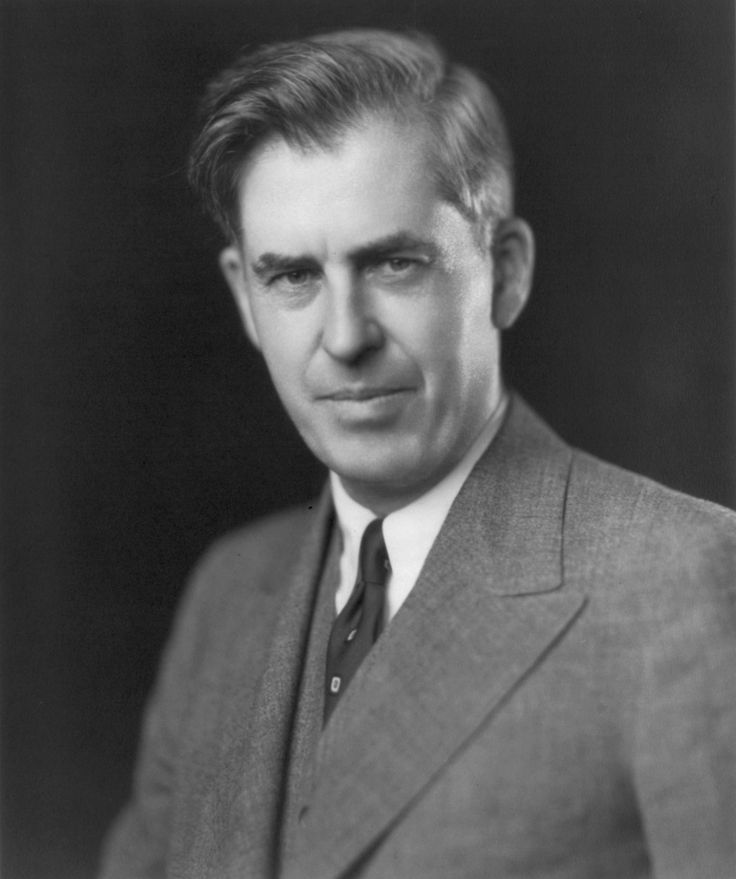 Henry Wallace - 2nd Vice President  (1941-1945)    1st Secretary Of Agriculture (1933-1940)    4th Secretary Of Commerce (1945)