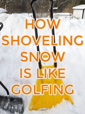 Got snow? Kind of serious, mostly funny tips for getting rid of all that white stuff.