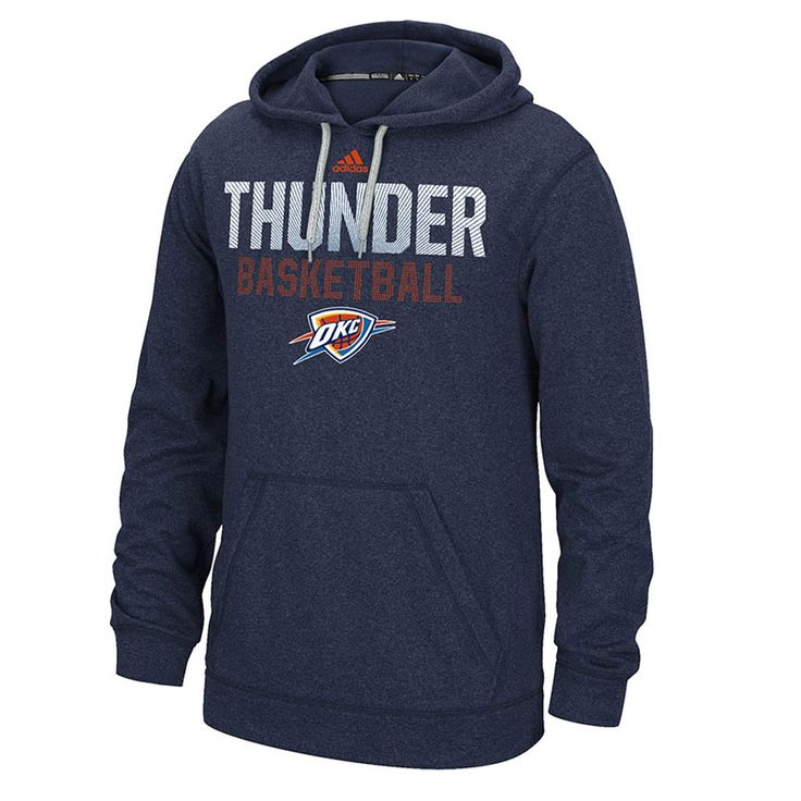 Keep warm in this awesome OKC Thunder Hoodie from Adidas!  Now  $65