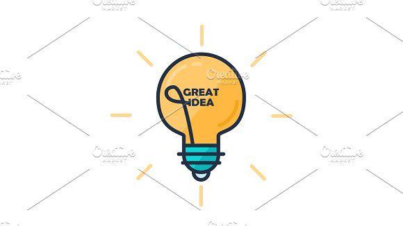 Creative Idea Animation by barsrsind on @creativemarket