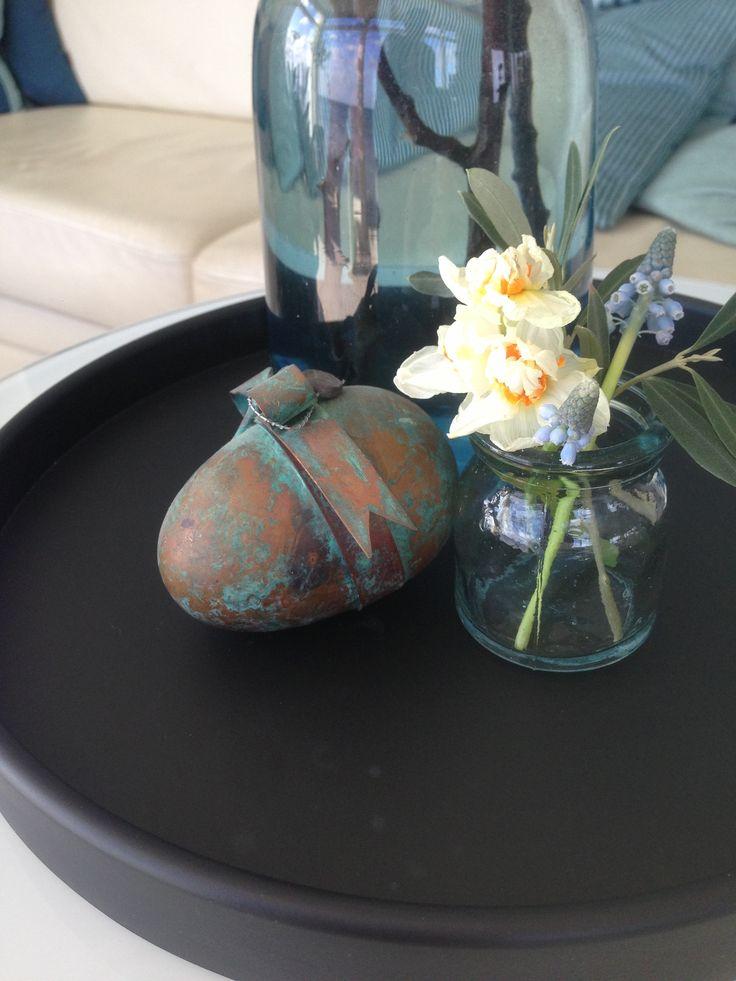 Blomster, påske og SEJ Design