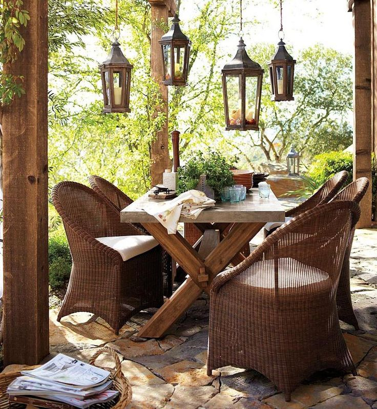 Garden Furniture Design Ideas best 25+ rustic outdoor furniture ideas on pinterest | furniture