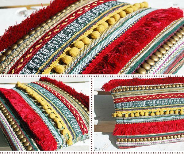 bolso de mano folk mexican