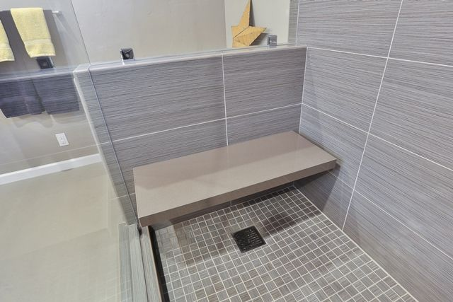 floating shower bench - Google Search