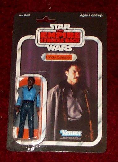 Kenner Empire Strikes Back Action Figure - Lando Calrissian