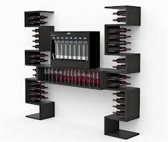 Muebles para vinos y copas minimalistas buscar con google vineros pinterest search - Muebles para vino ...
