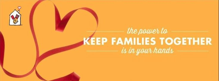 Rmhc Banner Ad Ronald Mcdonald House Pinterest Banners