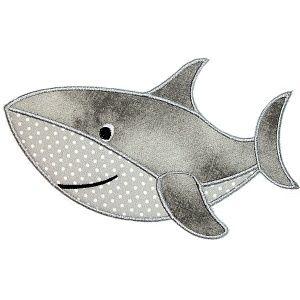 Shark Applique