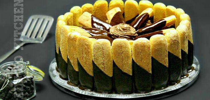 Tort fara coacere cu ciocolata reteta