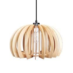 Rotundus Pendant Light - Natural By Mutating Creatures