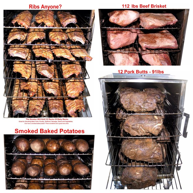 Our #Commercial #smokers can handle just about anything you like! #bbqsmokers