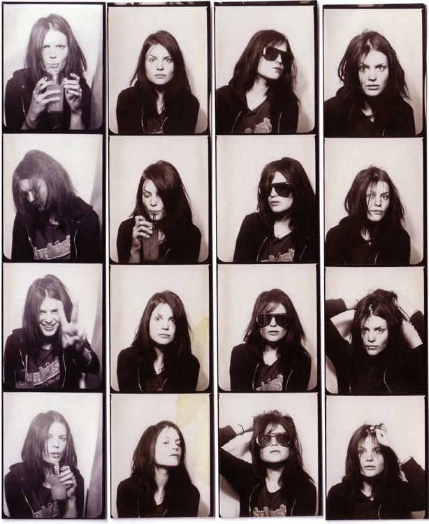 Alison Mosshart.  Just too cool for words.