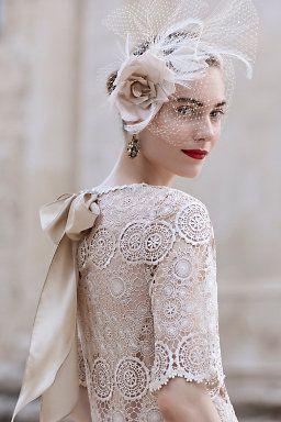 A beautiful bride - a beautiful perfumed keepsake by MIMI & ME #EcoFabulouslyMe