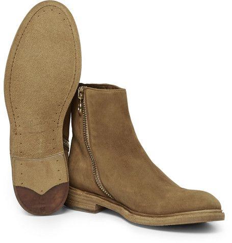Paul Smith Shoes & AccessoriesSullivan Dip-Dye Suede Chelsea Boots