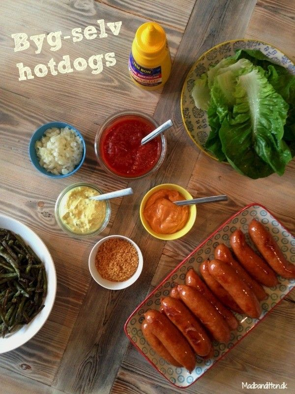 Hotdog LCHF-style