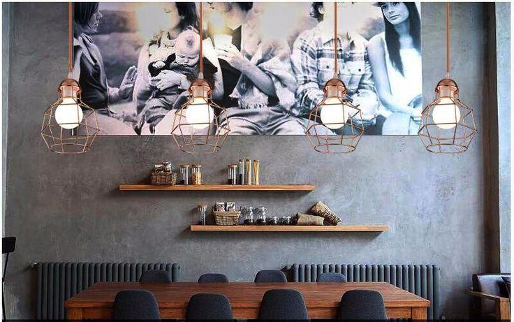 Бесплатная доставка ресторан Droplight RH лофт Nord люстра американский промышленный современная столовая кафе подвеска лампакупить в магазине king starнаAliExpress