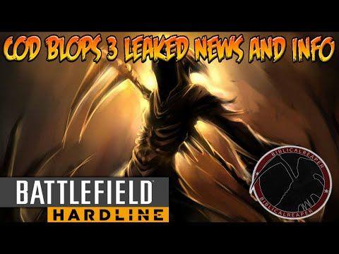 #CODNews2015 - COD Blacks Ops 3 News and Leaked Info!!!! - Biblical Reap...