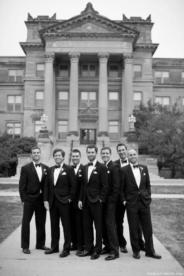 A Real Vintage Elegance Wedding