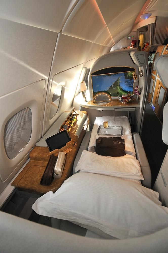 Dubai Air Show Day 3 Inside The Royal Brunei Boeing 787 And