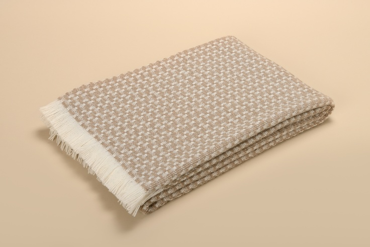 Buy ETRURIA BROWN #CASHMERE THROW online. Amancara, #luxury linens since 1952.
