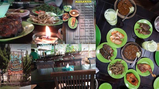 4 Tempat Makan Enak Di Martapura Paling Recomended Makanan Enak Ikan Bakar Makanan