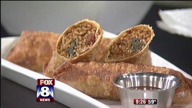 -Chef Eric Rogers of Black Box Fix joined us for a look at what you can find at his new restaurant.