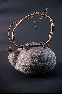 Japanese pottery From Ceramist Khun Nattinee Satawatthamrong