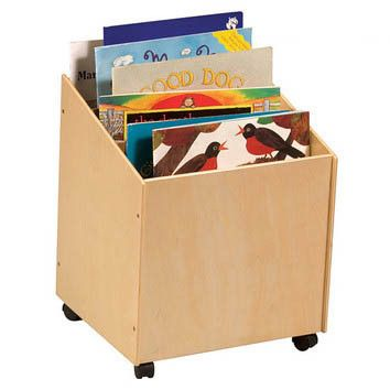 Guidecraft - Storage Box - Big Book