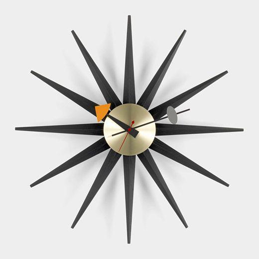 Sunburst Wall Clock | MoMA Store