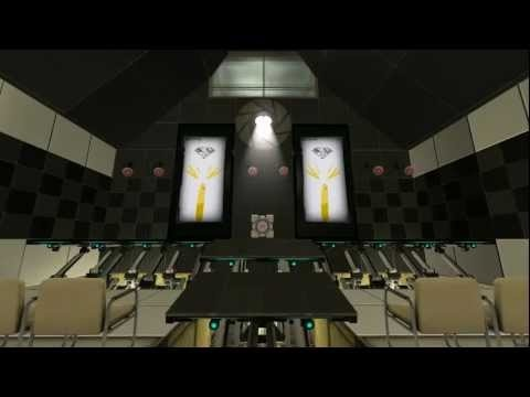 Portal 2 Marriage Proposal Project.  How do you propose to your girlfriend?  You get two game designers to create 3 new 'special' levels of Portal 2.  You then contact Valve, and with their permission contact Ellen Mclain (GLADos voice actor) and the rest is ... well, see for yourself.