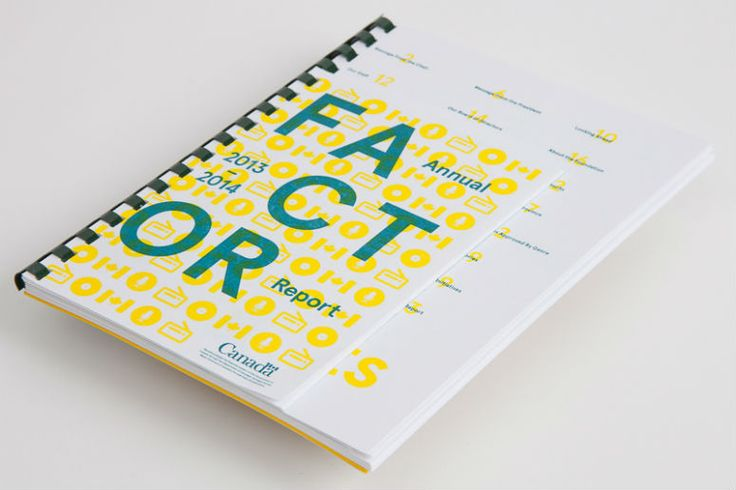 2-color, risograph printed annual report! Yes!