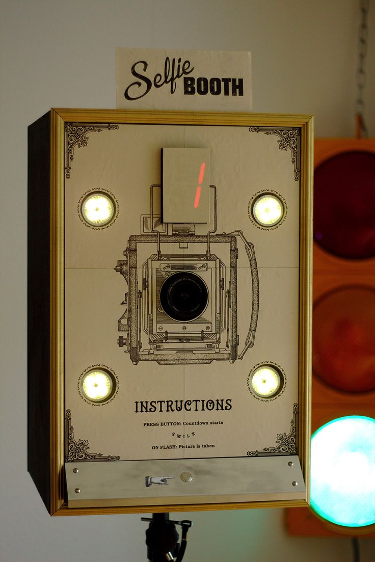 From DIY Photography: By routinely reading Photo-News and blogs from around the world, I came across homemade photo booths again and again. I saved images and ideas for my own project to be execute...