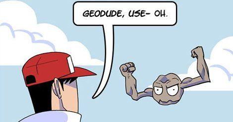 Here's Why Geodude Is The Worst Pokemon