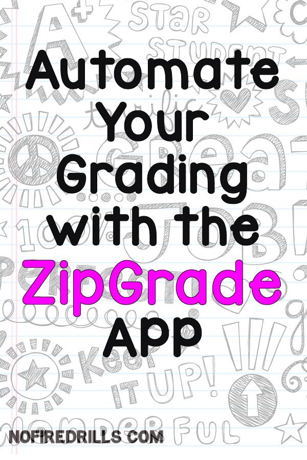 A great teacher's app for grading tests!