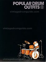 Vintage Yamaha Drum History -
