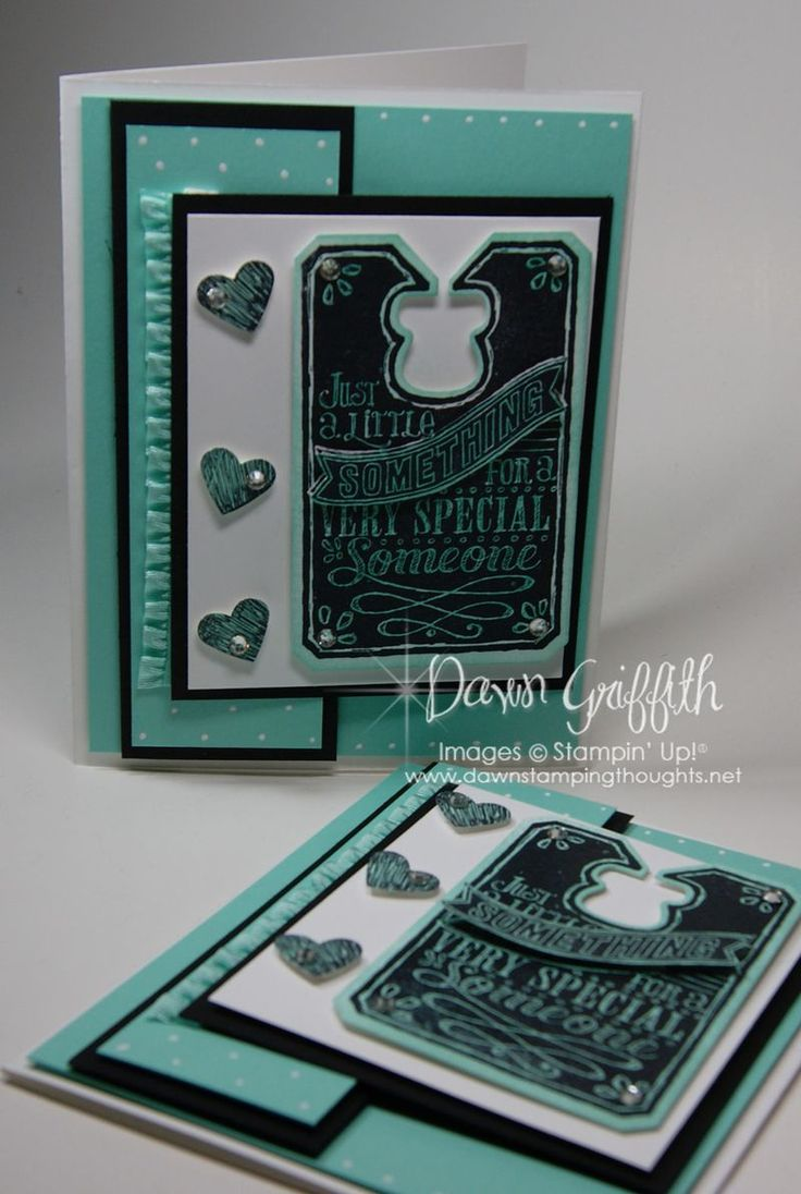 Stampin Up!  Chalk Talk 2  Dawn's Stamping Studip
