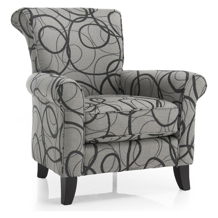 Ebony Accent Chair