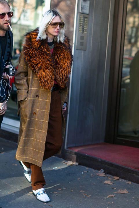 70+ Favorite Milan Fashion Week Street Style Fall 2017 Looks   FashionFiles