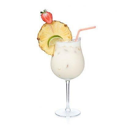 BOISSON PIÑA COLADA LINÉADIET En-cas hyperprotéiné (7 sachets de 23g)  Cette boisson saveur Piña Colada vous emportera vers des destinations exotiques ! Vous n'avez plus qu'à fermer les yeux et à vous imaginer sur une plage paradisiaque en sirotant cette délicieuse boisson hyperprotéinée... Le tout aussi simplement qu'en plaçant la préparation avec de l'eau dans un shaker !