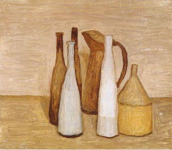 Georgio Morandi, Still Life 1953