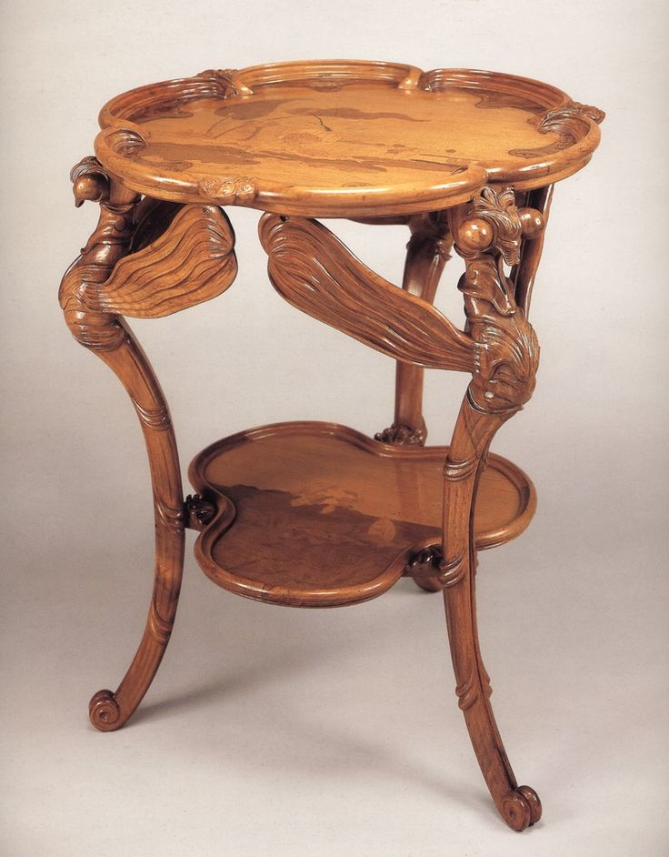 75 best Art Nouveau Furniture Pieces 1890