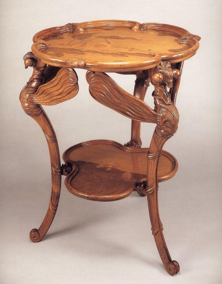 75 best Art Nouveau Furniture Pieces 1890-1910 images on ...