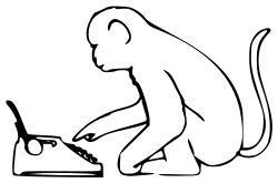 Infinite-Monkey-Theorem – Wikipedia
