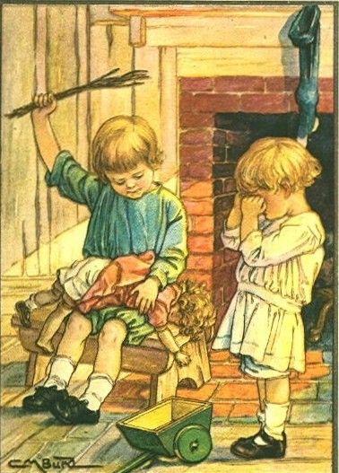 Diverse illustratie - Kinderen