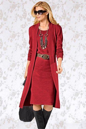Dresses - Capture European Knit Dress