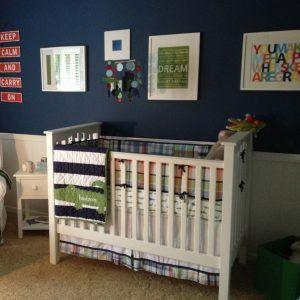Alligator Baby Crib Bedding
