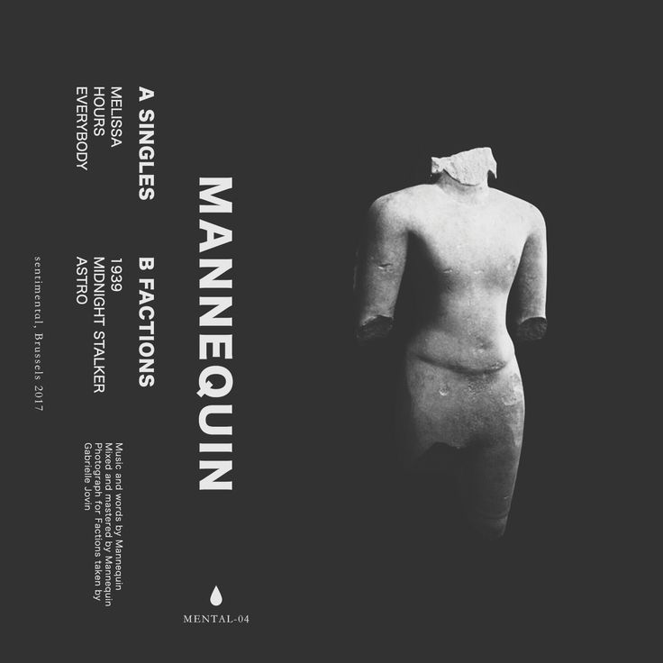 "Californian darkwave duo Mannequin are sharing with us today the track ""Everybody"", a warm lo-fi wash of reverb, deep vocals, driving bass lines, and precipitous synth melodies that hit the…"